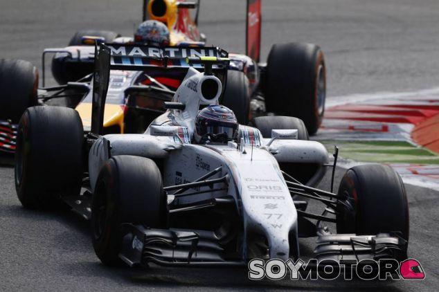 Valtteri Bottas en Italia - LaF1