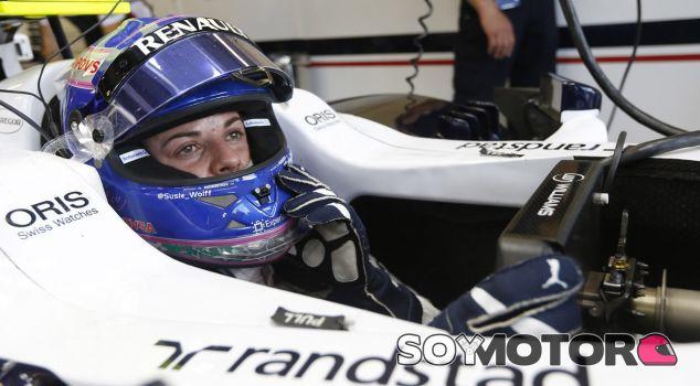 Ecclestone ve dificil que Susie Wolff tenga un puesto titular en F1 - ÑaF1