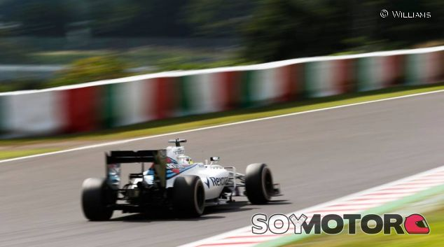Williams en Japón - LaF1