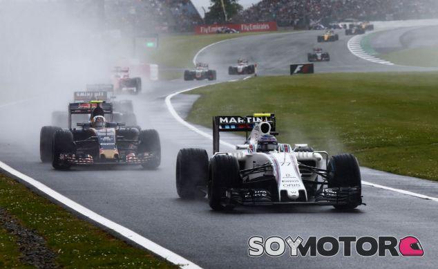 Valtteri Bottas en el Gran Premio de Gran Bretaña - LaF1