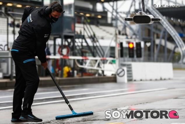 Williams en el GP de Eifel F1 2020: Viernes - SoyMotor.com