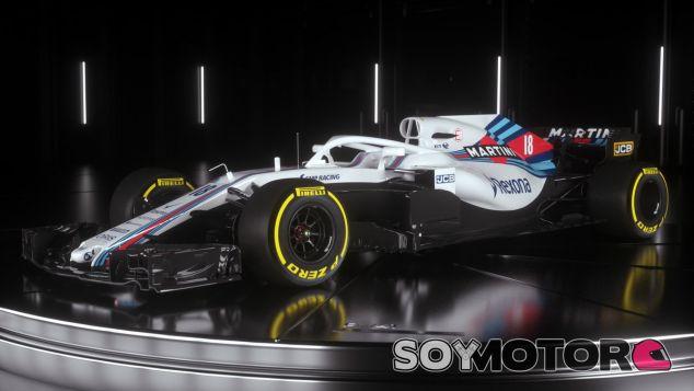 El Williams FW41 – SoyMotor.com
