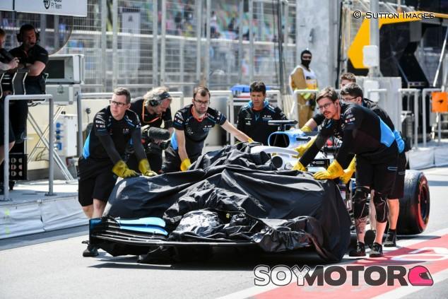 Williams en el GP de Azerbaiyán de F1 2019: Viernes – SoyMotor.com