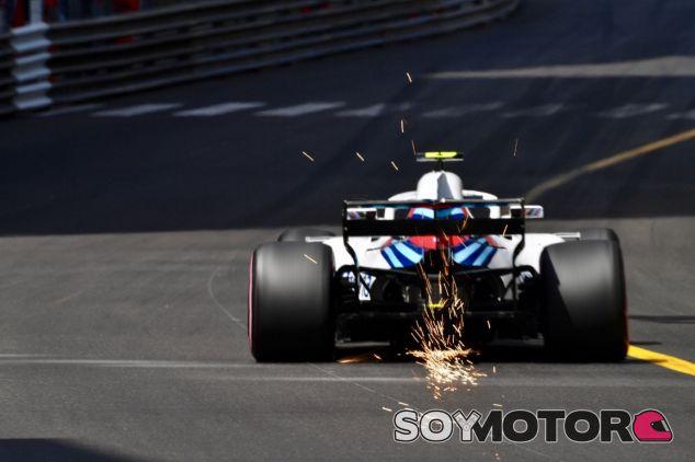 El FW41 de Williams – SoyMotor.com