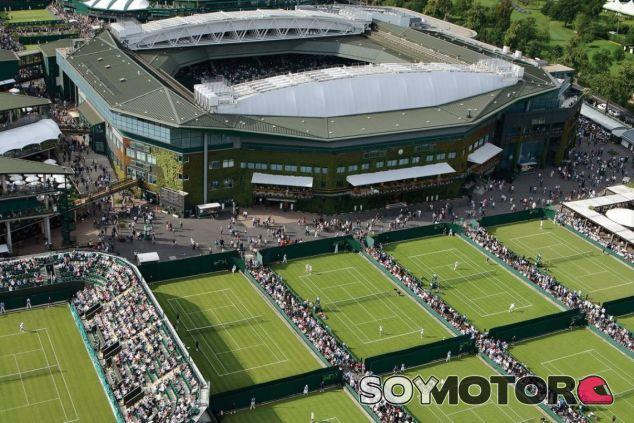La ambición de Ecclestone casi le llevó a comprar Wimbledon - LaF1