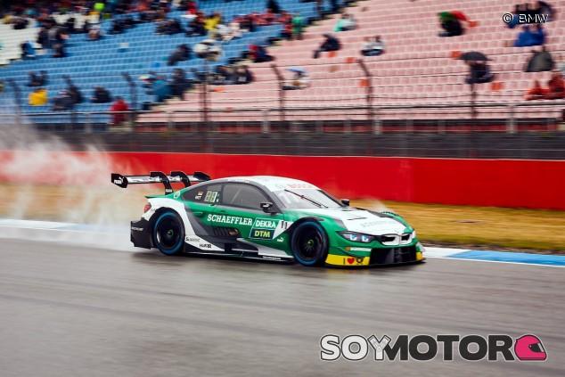 Wittmann realza a BMW con la victoria en Hockenheim - SoyMotor.com