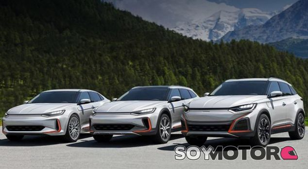 La gama de WM Motor al completo - SoyMotor.com