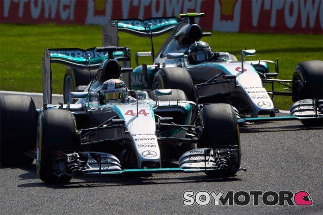 Toto Wolff es consciente que la Fórmula 1 debe hacer un cambio - LaF1