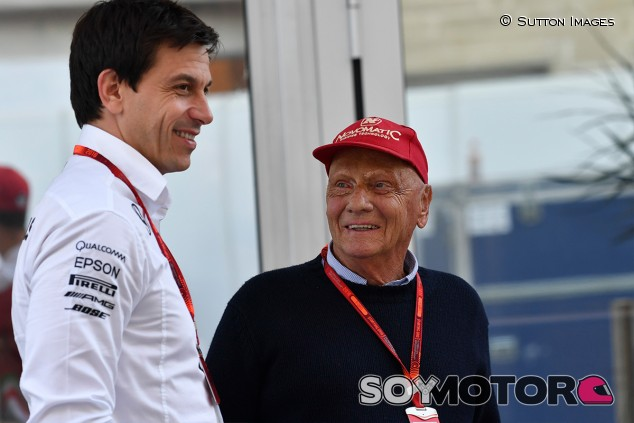 """Wolff: """"Lauda era nuestra voz del sentido común, nuestrp guía"""" - SoyMotor.com"""