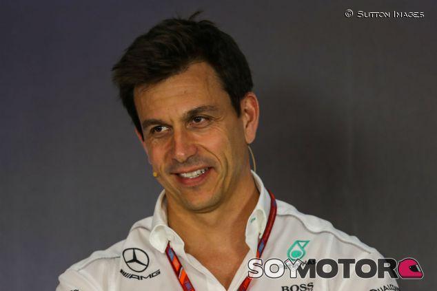Mercedes en el GP de Gran Bretaña F1 2017: Previo - SoyMotor.com