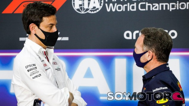 "Wolff: ""Red Bull lidera la parrilla"" - SoyMotor.com"