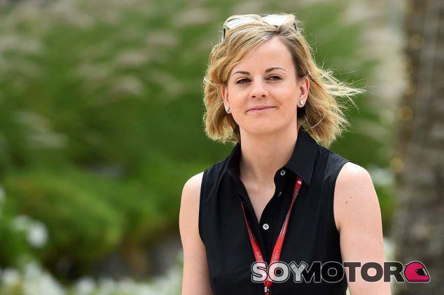 Susie Wolff en Baréin - SoyMotor.com
