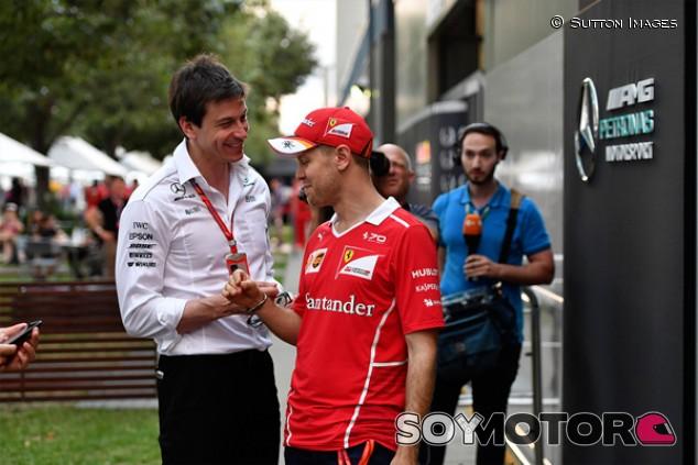 "Vettel no diría ""no"" a Mercedes  - SoyMotor.com"
