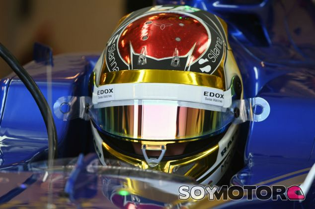 Wehrlein, durante el GP de Hungría - SoyMotor.com
