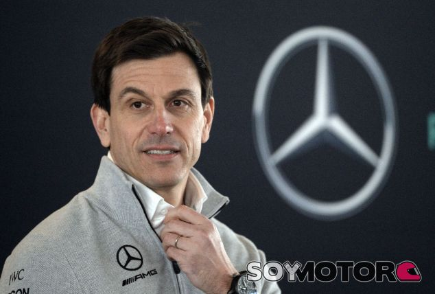 Toto Wolff - SoyMotor.com