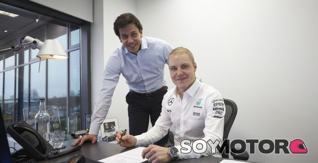 """Lauda: """"Bottas puede ser tan rápido como Rosberg"""" - SoyMotor.com"""
