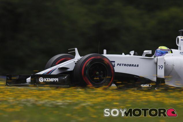 Felipe Massa durante el Gran Premio de Canadá de 2015 - LaF1