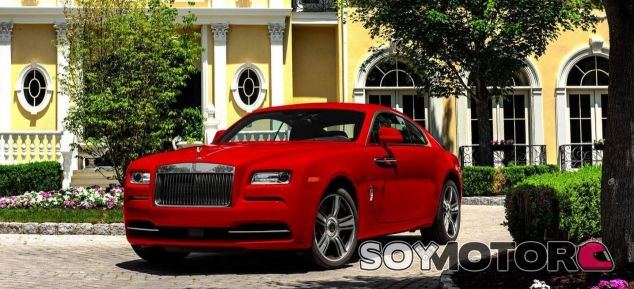 Rolls Royce Wraith St. James Edition -SoyMotor