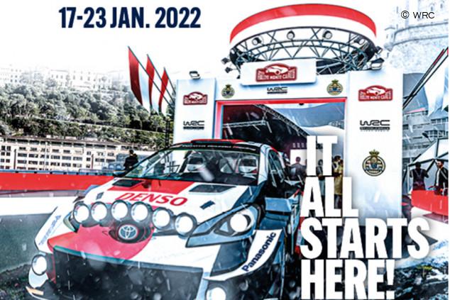 El Rally de Montecarlo 2022 tendrá su base en Mónaco - SoyMotor.com