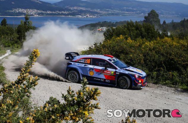 Dani Sordo en el Rally de Portugal 2018 - SoyMotor.com