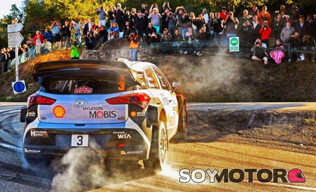 El WRC, en abierto y con Mark Webber en 2017 - SoyMotor.com