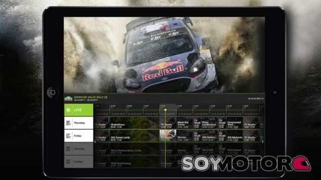 WRC All Live 2018 – SoyMotor.com