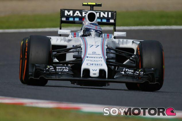 Valtteri Bottas crítica la actitud de Mercedes - LaF1