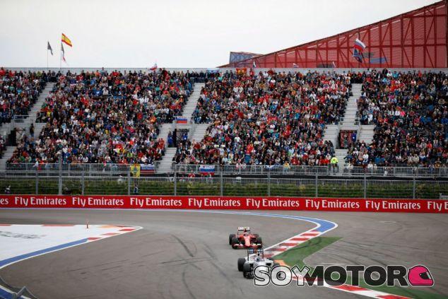 Bottas pudo defenderse de Räikkönen hasta la última vuelta - LaF1
