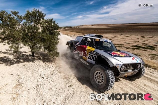 X-raid presenta su alineación para Andalucía: Carlos Sainz y Laia Sanz, entre ellos - SoyMotor.com