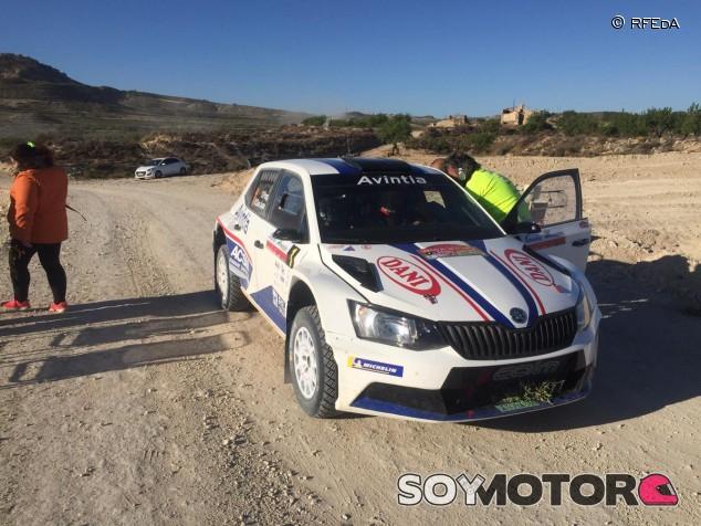 Xevi Pons se lleva el primer asalto del S-CER en Lorca - SoyMotor.com