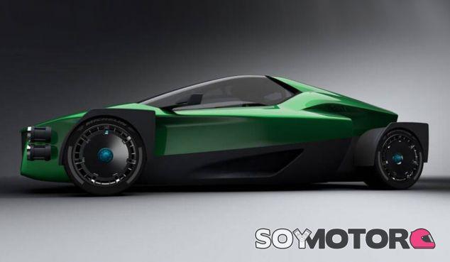 Xing Mobility tiene la intención de revelar un prototipo completo del 'Miss R' en 2018 - SoyMotor