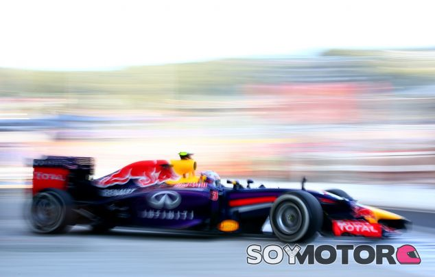Daniel Ricciardo en Sochi - LaF1