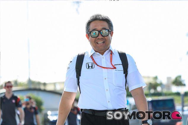 Masashi Yamamoto en Yas Marina - SoyMotor.com