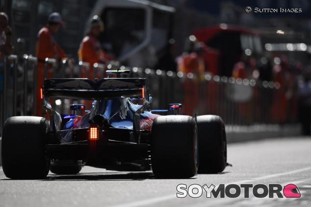 Naoki Yamamoto pilotará el Toro Rosso en los Libres 1 de Japón - SoyMotor.com