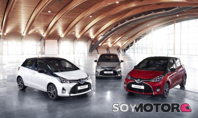 El Toyota Yaris recibe pequeñas pinceladas para seguir a la última - SoyMotor