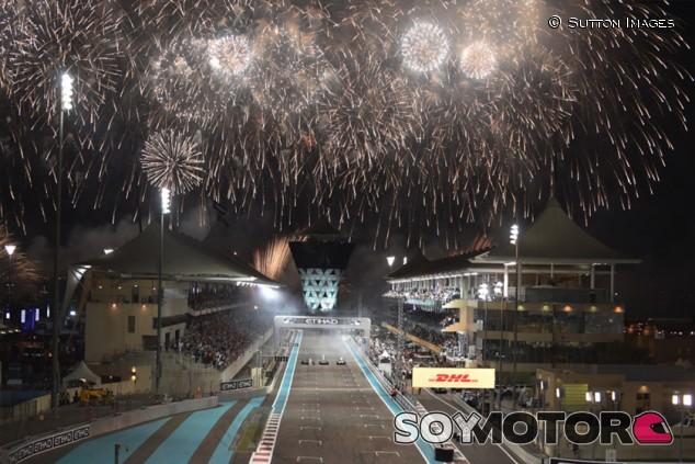 Horarios del GP de Abu Dabi F1 2019 y cómo verlo por televisión - SoyMotor.com