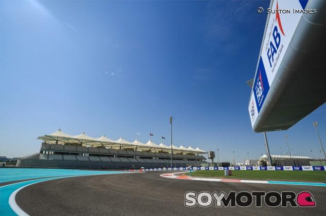 Alineaciones para los test post GP de Abu Dabi F1 2019 - SoyMotor.com