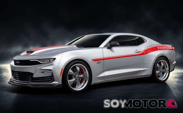 Camaro Yenko: el 1.000 caballos low cost - SoyMotor.com