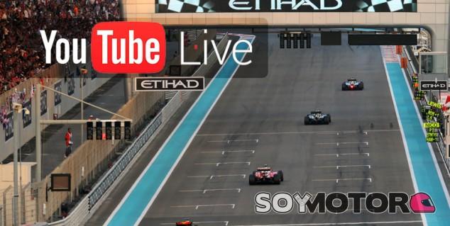 Último directo de la temporada: previo especial para Abu Dabi – SoyMotor.com