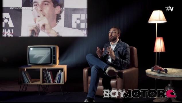 Cristóbal Rosaleny te lleva a Japón 1993 en Vamos sobre Ruedas – SoyMotor.com
