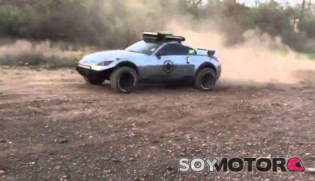 Nissan 350Z off-road - SoyMotor
