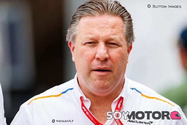 Brown entendería que Alonso busque a otro equipo para Indianápolis - SoyMotor.com