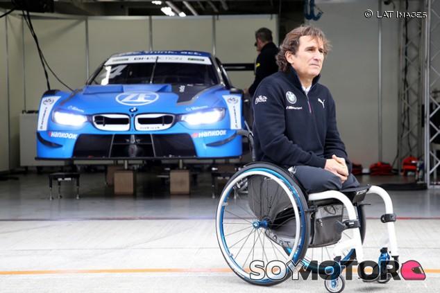 La reducción de la sedación de Zanardi no se estudiará hasta la próxima semana - SoyMotor.com