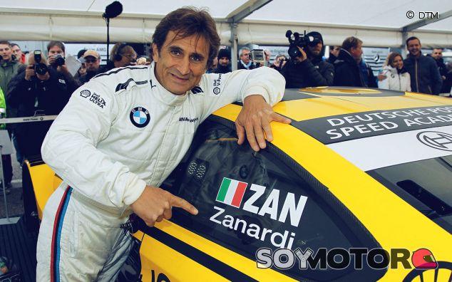 Alex Zanardi - SoyMotor.com