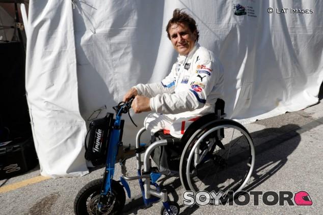 Zanardi supera una segunda operación neurológica - SoyMotor.com