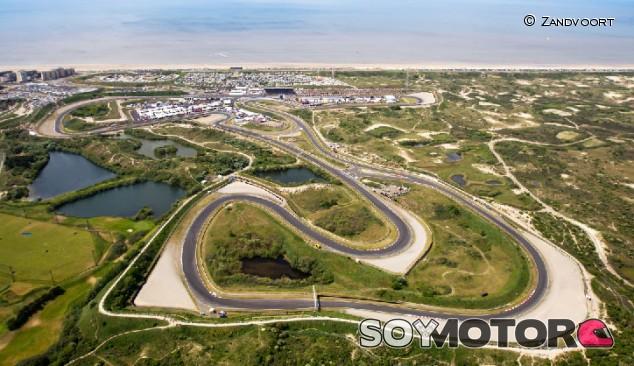 Medio millón de personas han pedido entradas para el GP de Holanda - SoyMotor.com