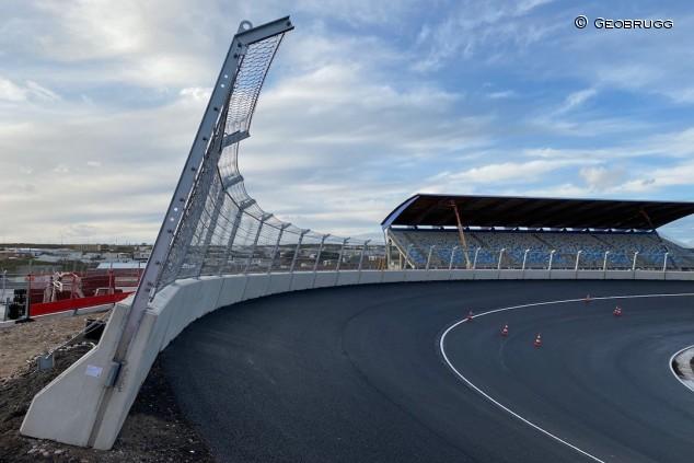 Primeras imágenes de la peraltada de Zandvoort e inspección de pista - SoyMotor.com