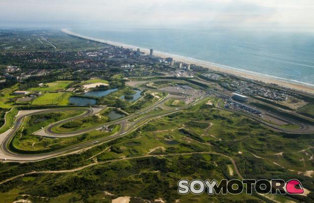 Zandvoort se reasfalta y mejora sus instalaciones - SoyMotor