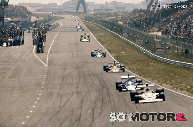 GP de Zandvoort en 1974 – SoyMotor.com