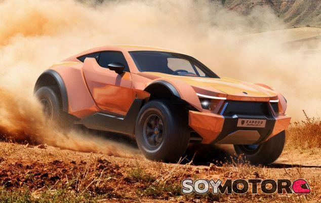 Zarooq SandRacer - SoyMotor.com